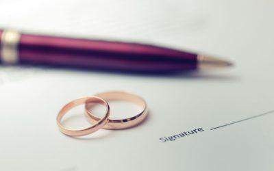 Régimes matrimoniaux : le changement est possible !